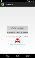 Screenshot of ABEdesBois pour Waze