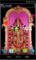 Screenshot of Tirupati Balaji Live Wallpaper