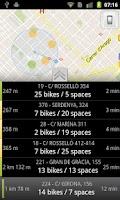 Screenshot of Open Bicing