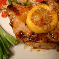 Marinade for Grilled or Broiled Pork Chops