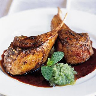 Lamb Rib Chops with Seven Spices
