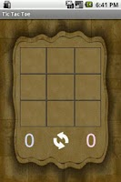 Screenshot of 2 Player Tic Tac Toe