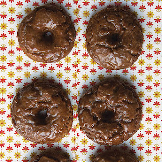 Old-Fashioned Spiced Sour Cream Donuts