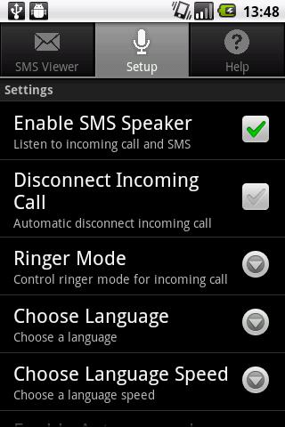 SMSSpeaker