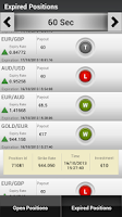 Screenshot of GOptions Binary Options