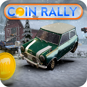 Coin Rally Icon