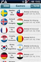 Screenshot of Handball 2011