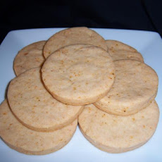 Three-Cheese Shortbreads