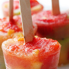 Frozen Fruit Pops