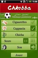 Screenshot of Chkobba