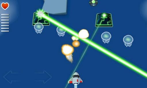 玩街機App|エイリアン防衛101のHD免費|APP試玩