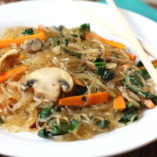 Glass Noodles Recipes