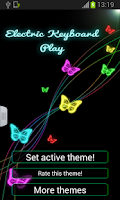 Screenshot of Electric Keyboard Play