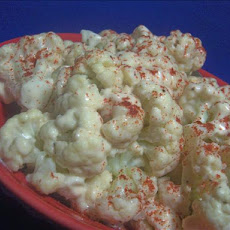 Dijon Yogurt Cauliflower