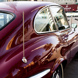 Classic Car by Kingsly Xavier George - Transportation Automobiles ( classic car, dubai )