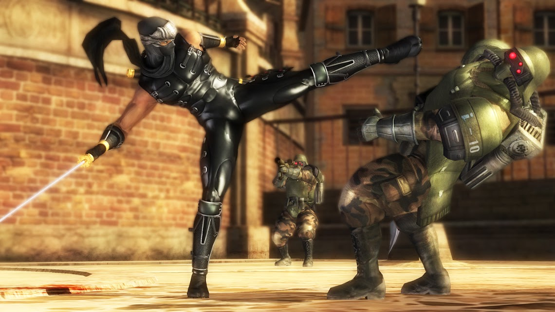Ninja Gaiden Sigma DLC in September