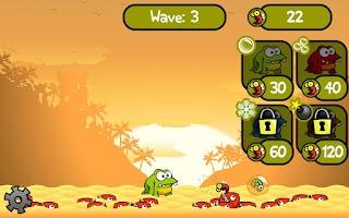 Screenshot of Greedy Burplings