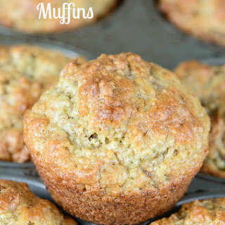 Banana Bran Wheat Germ Muffins Recipes