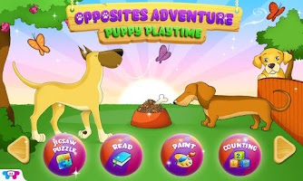 Screenshot of Opposites Adventure