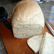 Orange Poppy Seed Bread