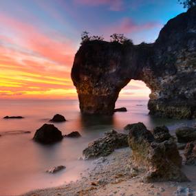 Napinto Cave - San Narciso, Quezon by Micoy Ausa - Landscapes Sunsets & Sunrises