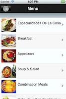 Screenshot of Los Compadres