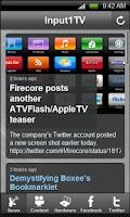 Screenshot of Input1.TV