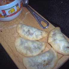 Chicken Liver Turnovers