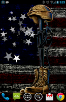 Screenshot of Soldier Memorial Wallpaper