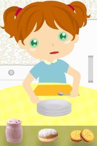 Emma breakfast Kids lite