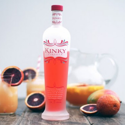 KINKY Mango and Blood Orange Sparkling Sangria