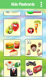 App Kids Flashcards apk for kindle fire