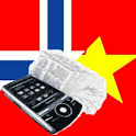 Norwegian Vietnamese Dictionar icon