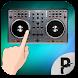 Simulator DJ Table