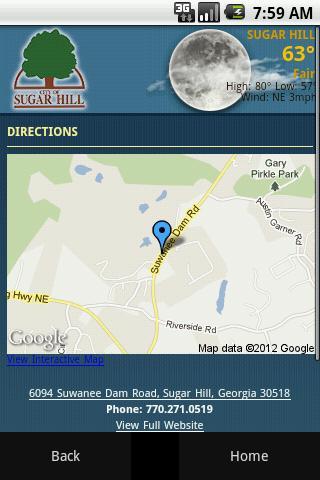 【免費旅遊App】Sugar Hill Golf Club-APP點子