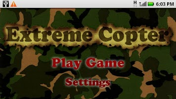 Screenshot of Extreme Helicopter