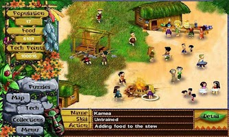 Screenshot of Virtual Villagers 2 FREE