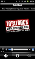 Screenshot of TotalRock