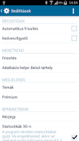 Screenshot of BpMenetrend