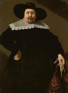 RIJKS: Huygh Pietersz. Voskuyl: painting 1640