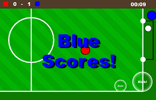 Screenshot of AirBall - Soccer game