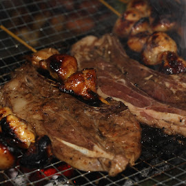 My Grills by Syahrul Nizam Abdullah - Food & Drink Meats & Cheeses