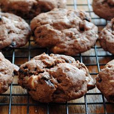 Lots of Chocolate Cherry Cookies