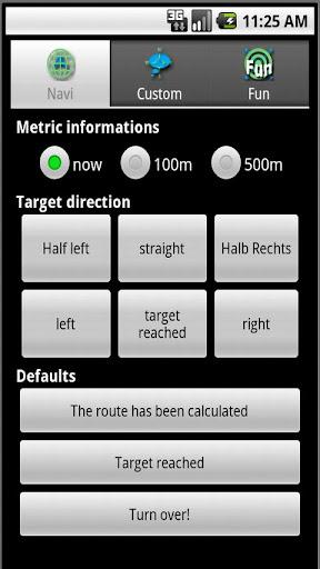 Fun Navigation