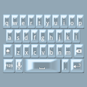 Blue Pearl Keyboard Skin icon
