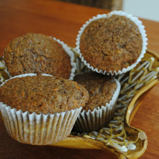 Carrot Bran And Walnut Muffins Recipes