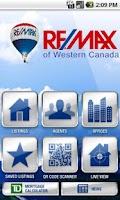 Screenshot of RE/MAX of Western Canada