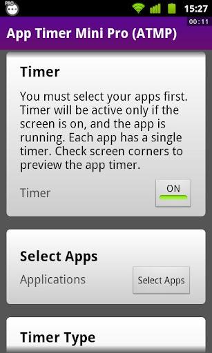 应用计时器 Pro