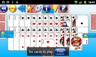 Screenshot of G4A: Sevens