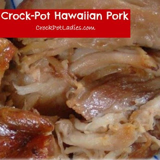 Crock-Pot Hawaiian Pork
